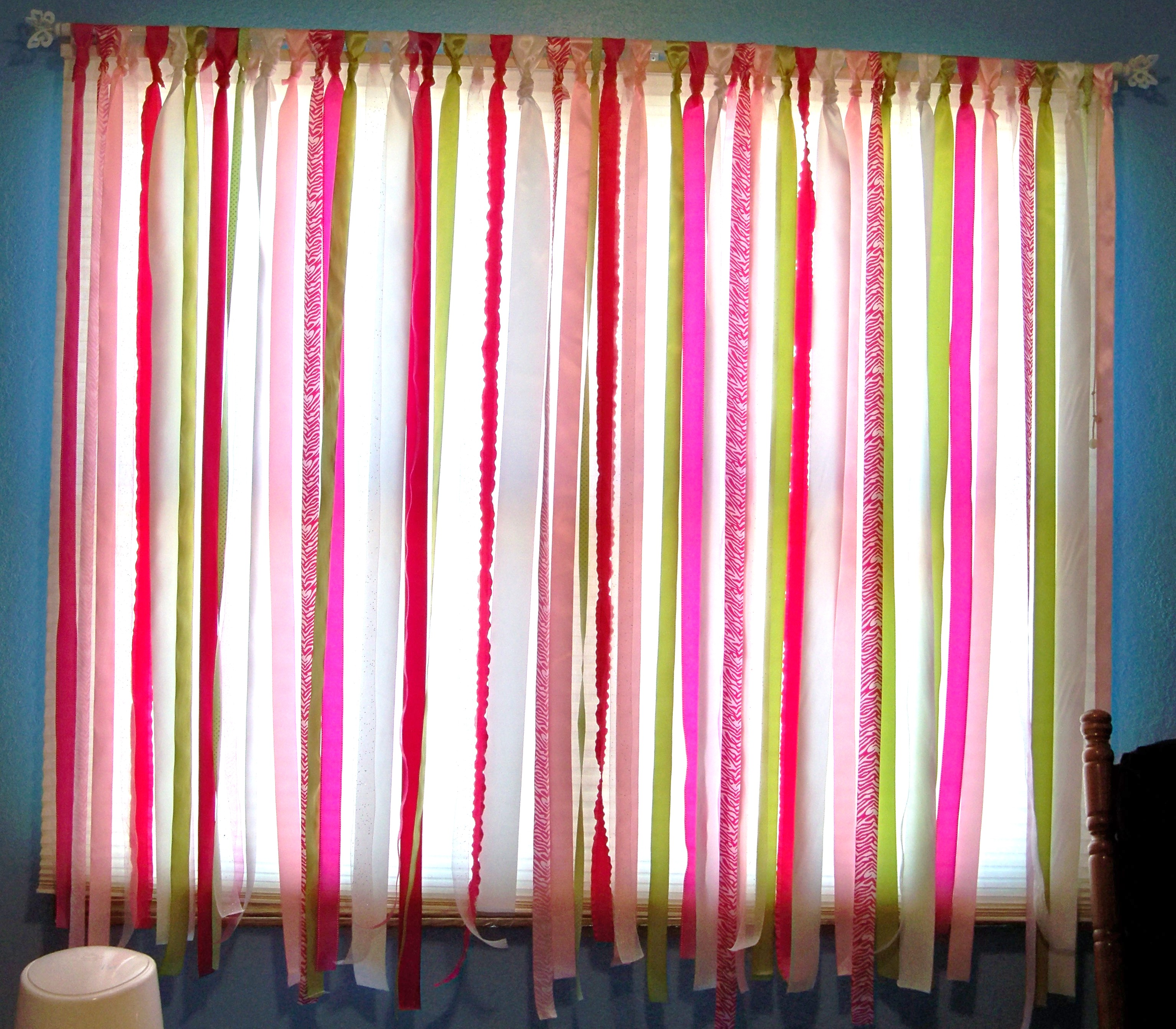 "Are These ""curtains"" Cute Or What?!?"