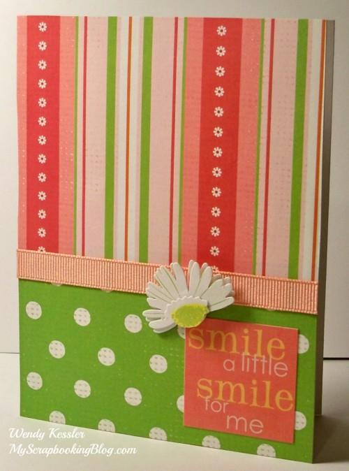 Sophia Card #32 by Wendy Kessler