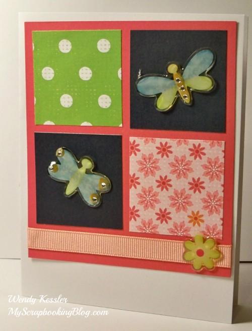 Sophia Card #29 by Wendy Kessler