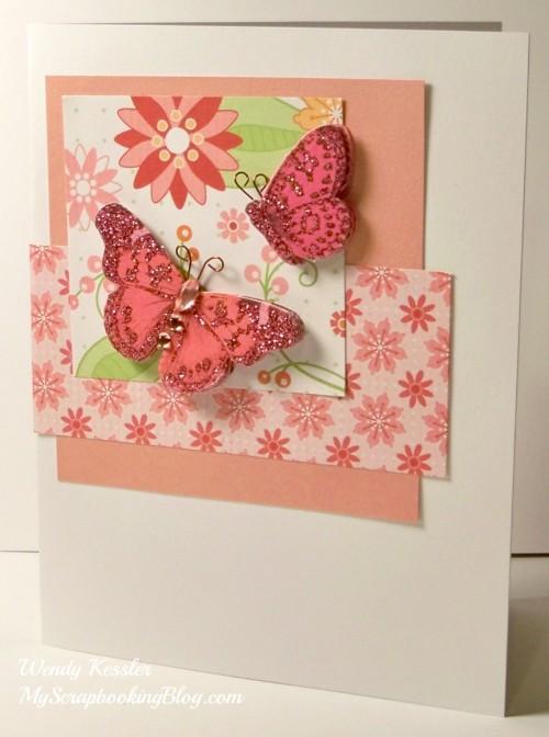 Sophia Card #39 by Wendy Kessler