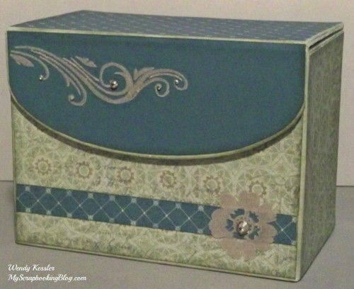 Photo Box by Wendy Kessler