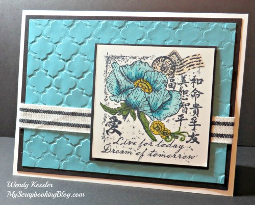Quick Card by Wendy Kessler