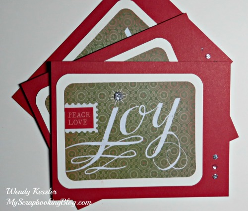 Christmas Cards by Wendy Kessler