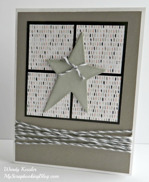 Star Card by Wendy Kessler