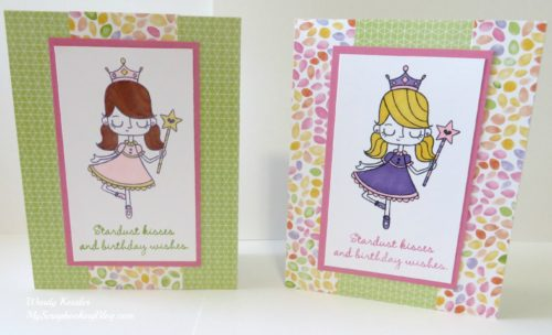Princess Cards by Wendy Kessler